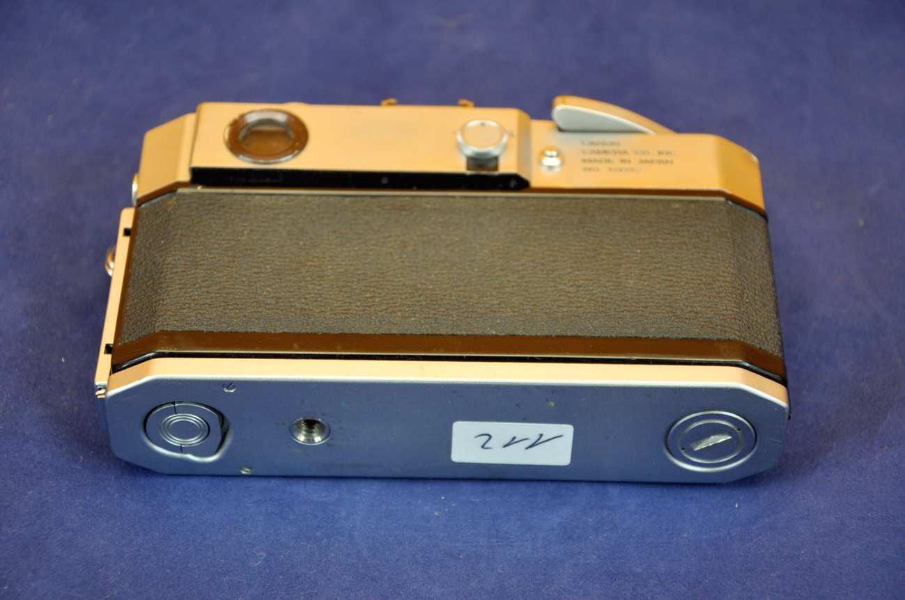 Canon 7s rangefinder entfernungsmesser m39 kusera