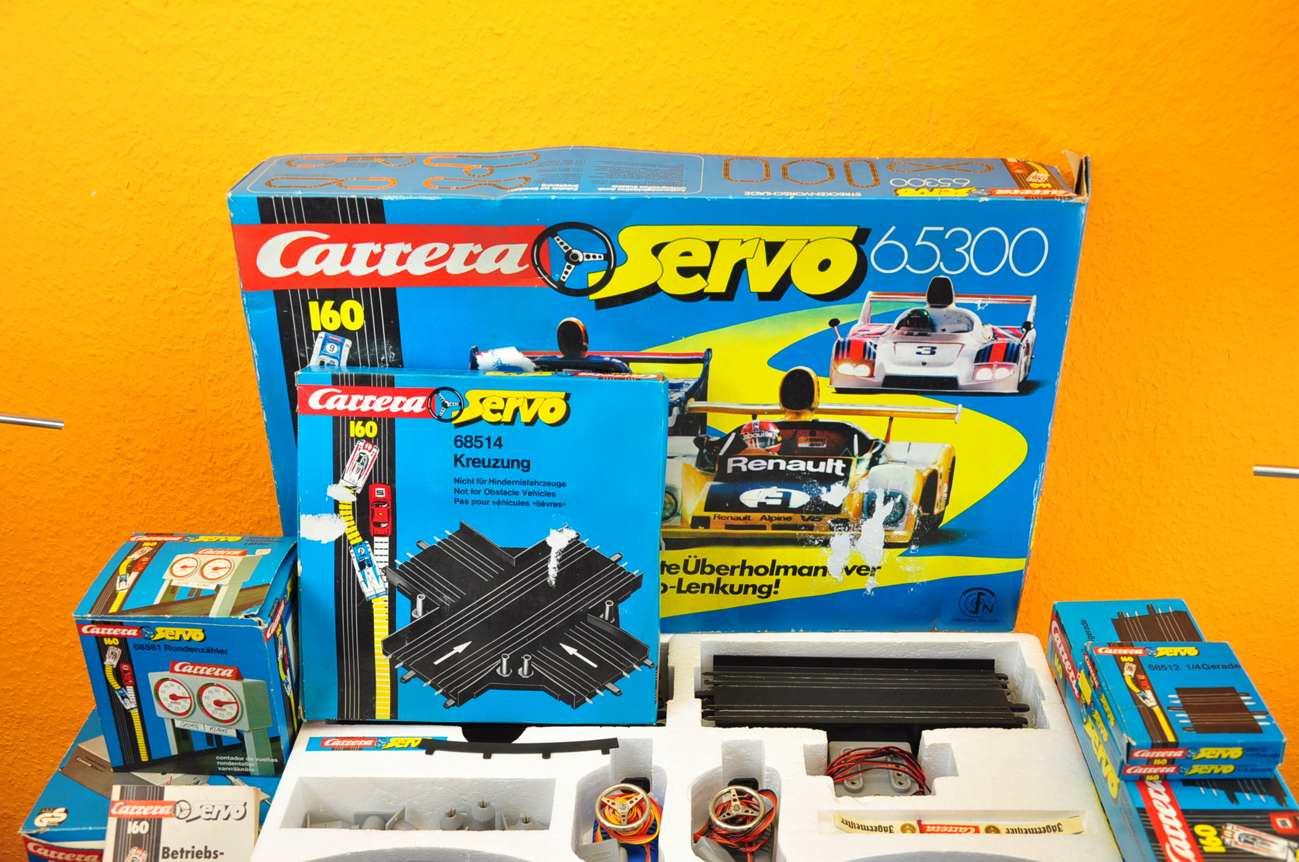 United Carrera Servo 160 Anschlußstück 68520 Neu Moderate Price Carrera Modellbau