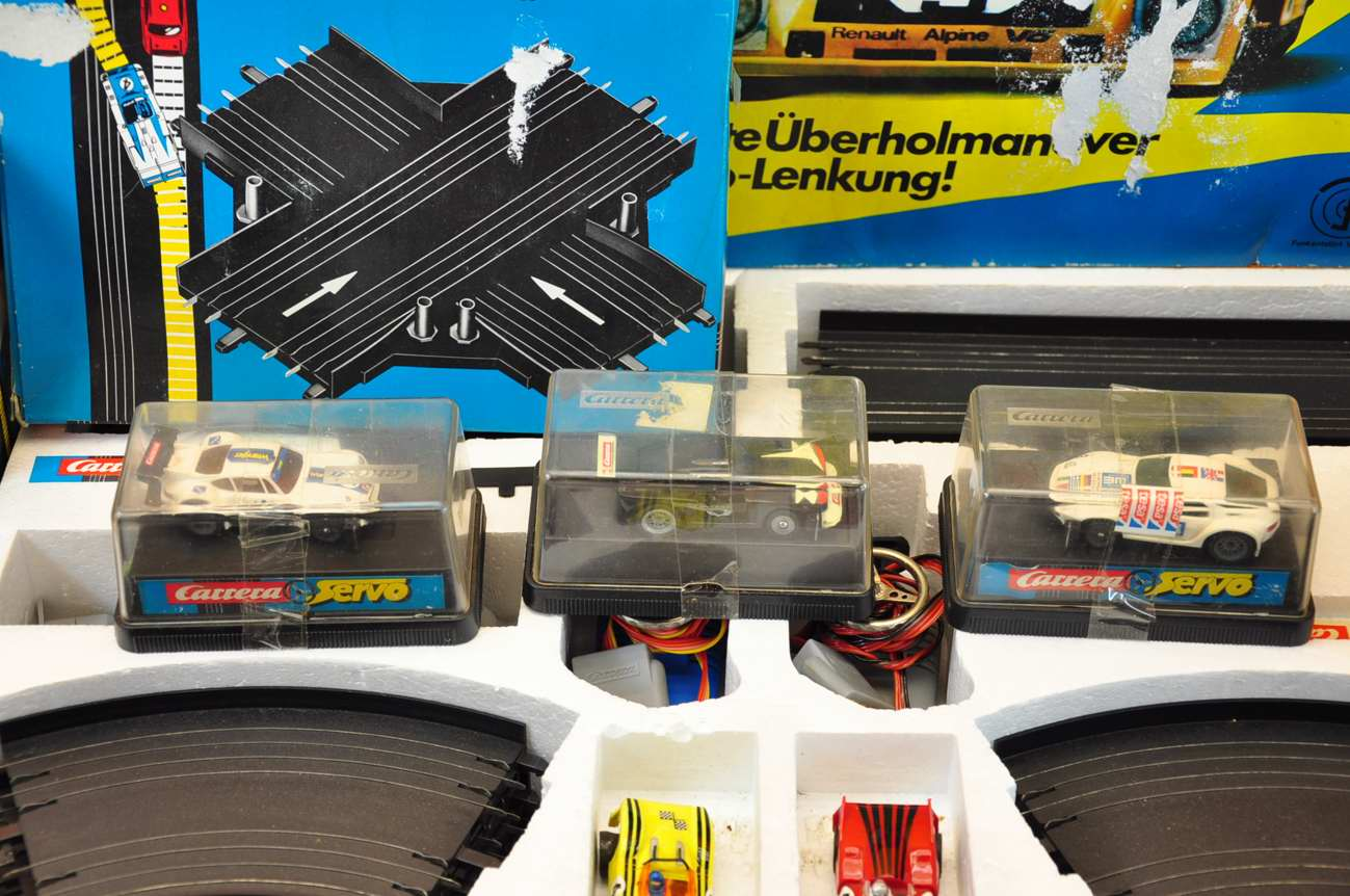 United Carrera Servo 160 Anschlußstück 68520 Neu Moderate Price Streckenteile Elektrisches Spielzeug