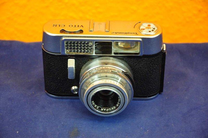 Nikon Mit Entfernungsmesser 2 5 10x40 : Voigtländer vito clr mit color skopar defekt bei kusera