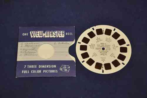 View-Master 1955 A The 1955 Ghent Flowershow I