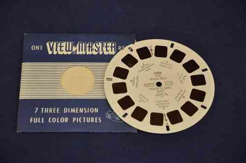 View-Master The River Nile 3306 Assuan to Cairo Egypt