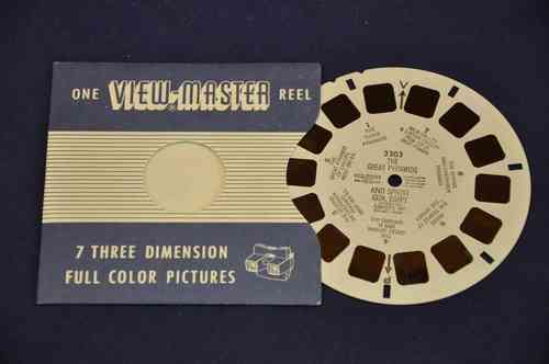 View-Master 3303 The Great Pyramids, Sphinx Giza, Egypt