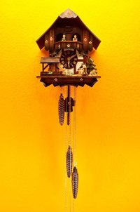 Black Forest Cuckoo Clock Black Forest Clock + Music Box