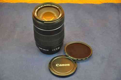 Canon EF-S 18-135 1:3,5-5,6 Image Stabilizer Macro