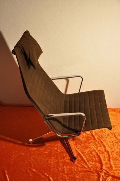 Sessel Vitra Aluminum Group Chair Herman Miller Eames