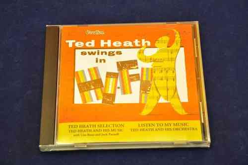 Ted Heath swings in HiFi Vocalion 2003