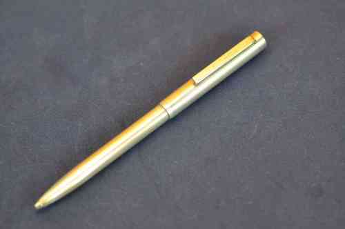 Dunhill Ball Pen Sterling Silver 925 thread guilloche