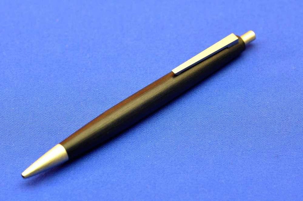 Schreibset FLORENCE Kugelschreiber Druckbleistift Etui SCHWARZ Geschenkbox Kuli