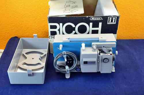 Ricoh Trioscope Halogen Projektor super-single-normal-8