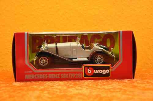Bburago Model car 1:24 Mercedes-Benz SSK 1928
