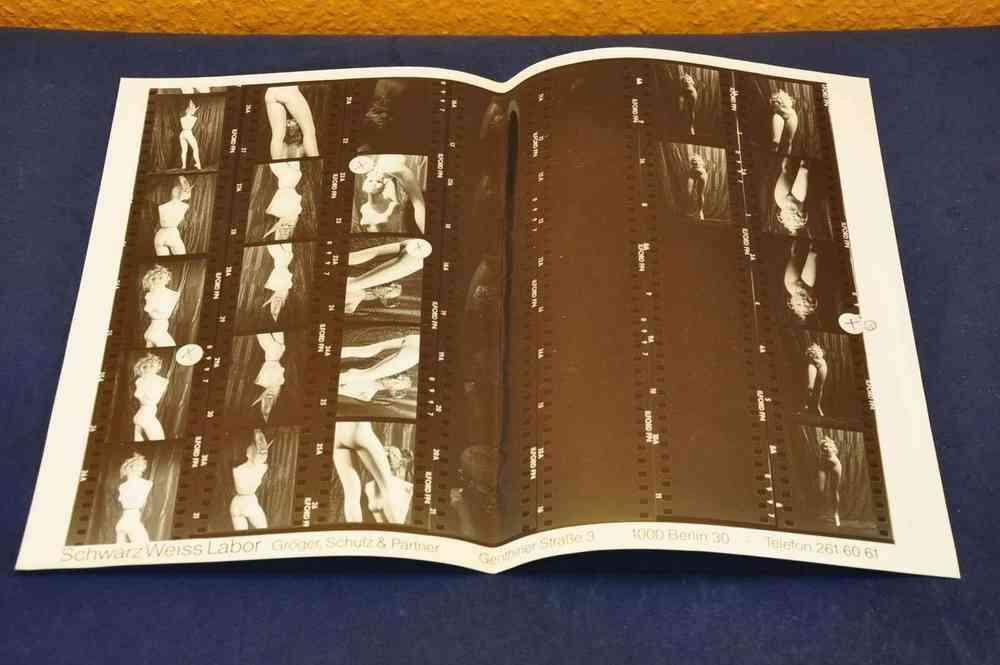 Foto s/w * Filmstreifen Arbeitsblatt 1 * von Dismer - Kusera