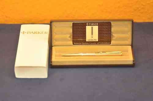 Parker Arrow Flighter 12 K Gold filled made in USA