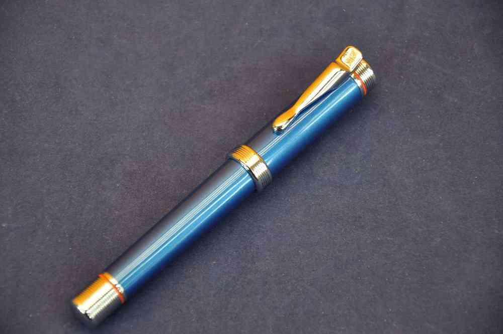 Harley Davidson Cartridge Filler Ocean Blue Metallic
