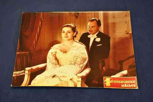 Lobby Card Petersburger Nächte / Petersburg Nights