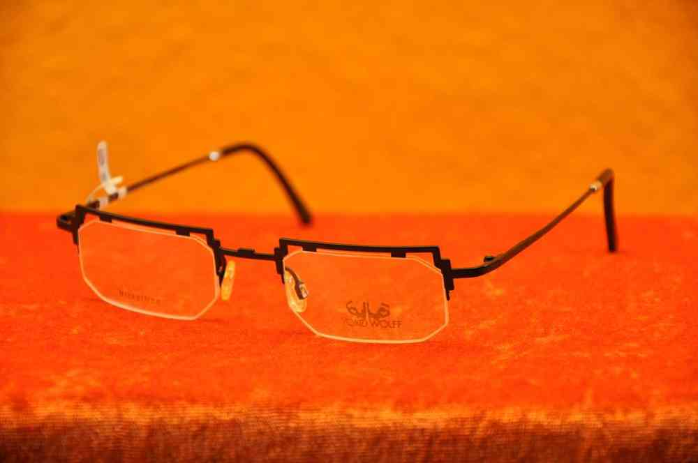 Designer Eyeglass frame from Yoko Wolff - sale at shop KuSeRa