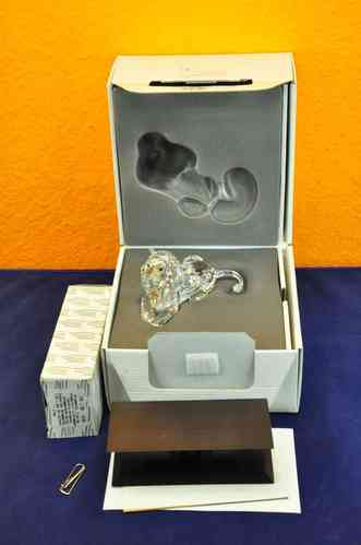 Swarovski SCS annual edition 1995 The Lion in orig. box