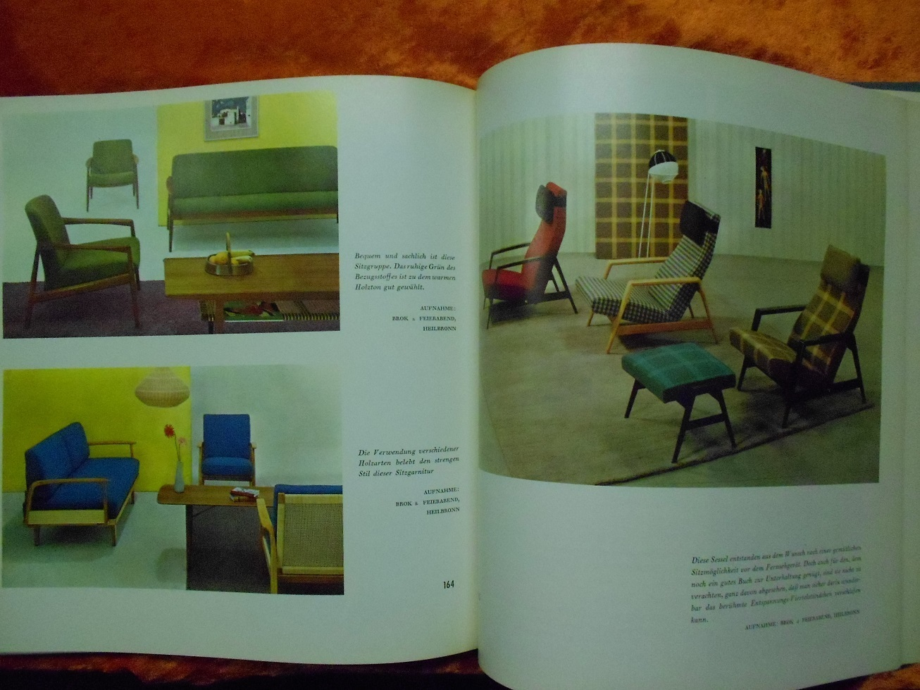 60er jahre einrichtung buch das sch ne zuhause kusera. Black Bedroom Furniture Sets. Home Design Ideas