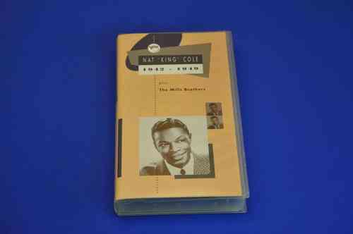 VHS Nat King Cole 1942 bis1949