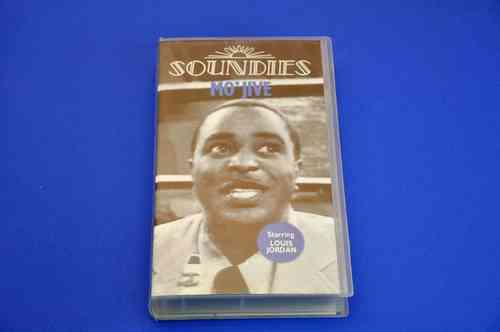 Soundies 5 Mo Jive Louis Jordan VHS