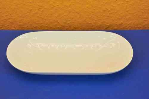 Rosenthal Lotus white small oval deep plate
