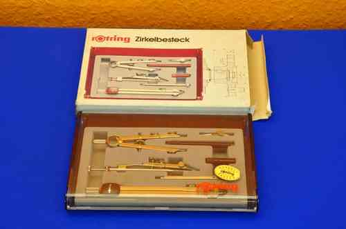 Rotring compass set RT 531 235 in orig. box