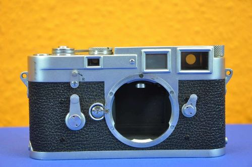 Leica M3 DS - Double Stroke from 1956