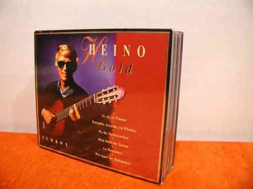 Heino Gold 3 CD Box Disky