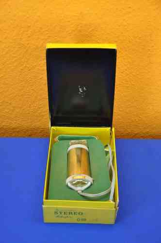 SABA D88 Dynamic stereo microphone with original box