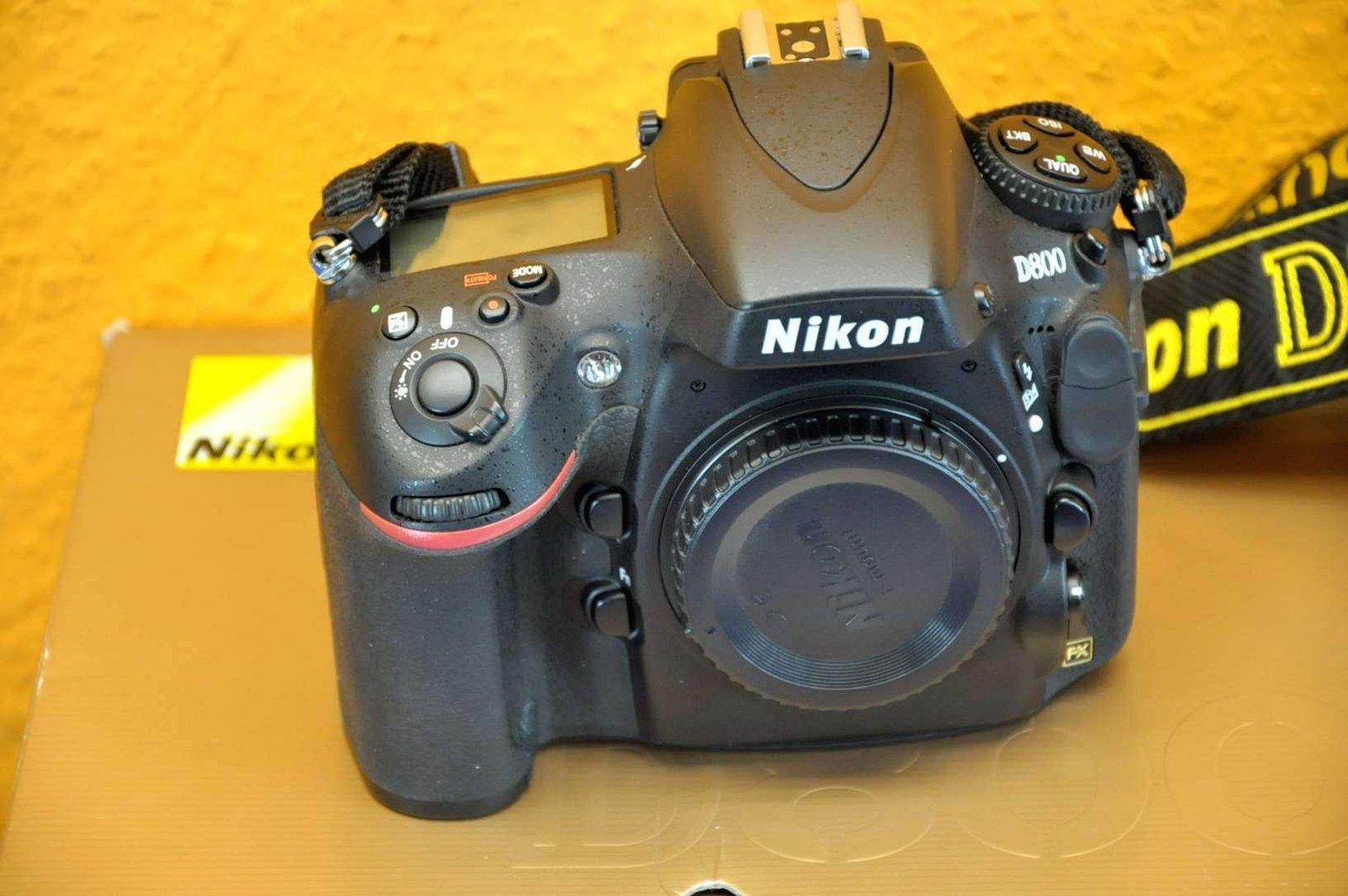 Nikon D800 Book