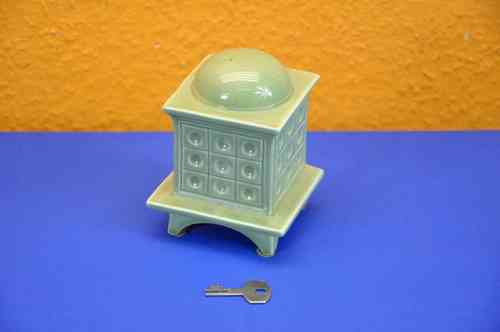 Money Box Ceramic tiled stove manufacturer from 1960