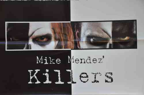 Movie Poster Killers Mike Mendez Video shop 90s