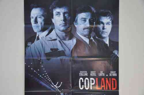 Movie Poster Copland Video shop 90s