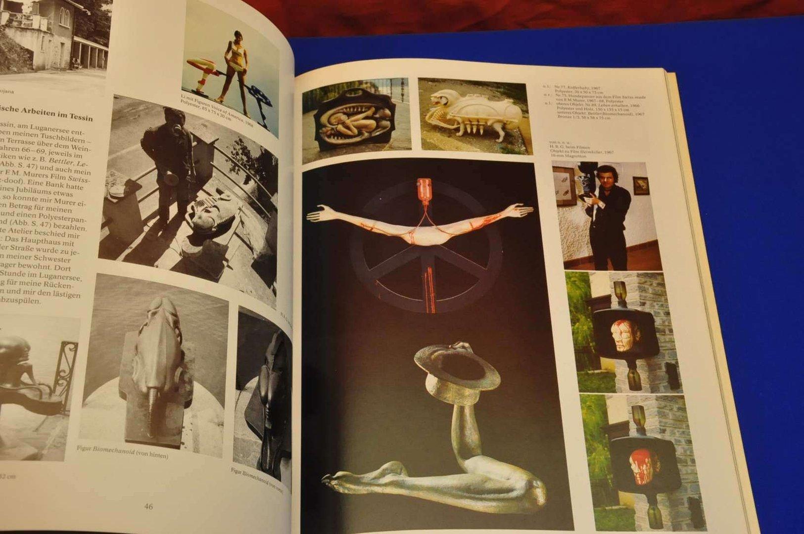 hr giger arh taschen verlag 1991 bei kusera kaufen. Black Bedroom Furniture Sets. Home Design Ideas