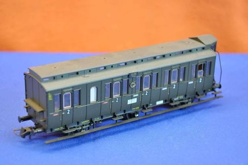 H0 Roco 23787 Erfurt passenger coaches Model railroad