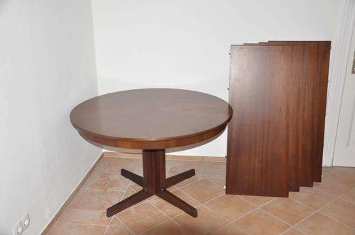 Alte tische und st hle verschiedener epochen bei kusera kaufen for Designer esstisch oval