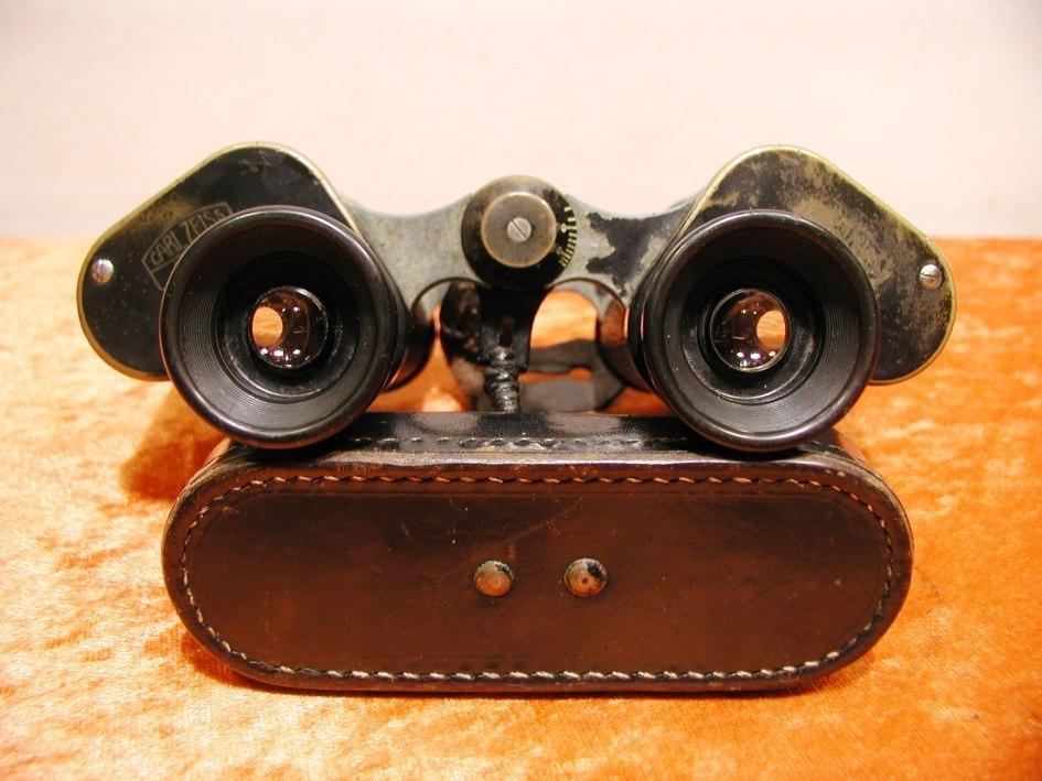 Carl zeiss jena marine glass marine binoculars wwi kusera