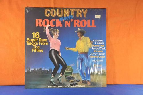 Vinyl Country meets Rock 'N' Roll