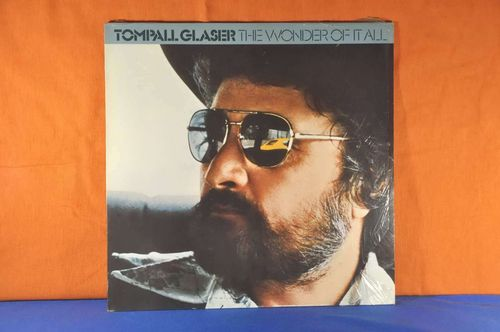 LP Tompall Glaser The Wonder Of It All Vinyl