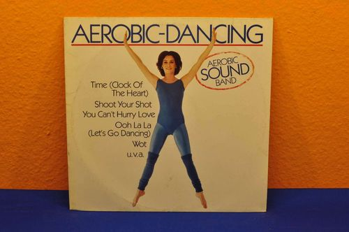 LP Aerobic-Dancing Aerobic Sound Band Vinyl