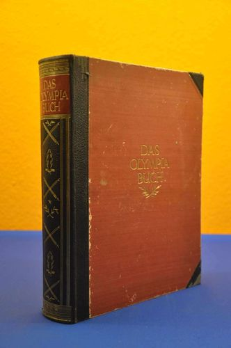 German Doerry Doerr The Olympia Book 1927