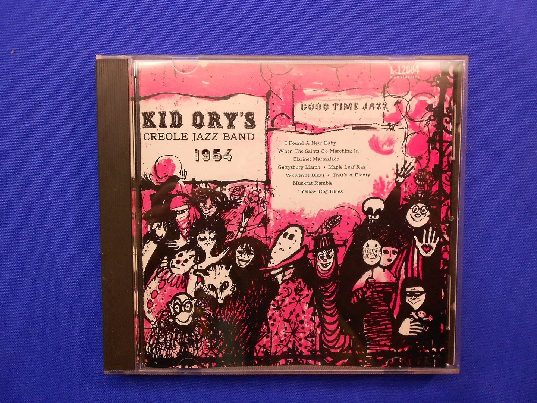 Kid Ory Good Time Jazz