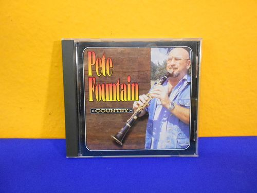 Pete Fountain Country MSD-35346 CD