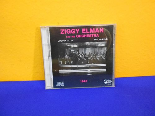 Ziggy Elman and his Orchestra 1947 CCD-70