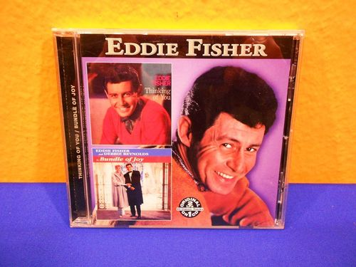 Eddie Fisher Thinking of You COL-CD-2835