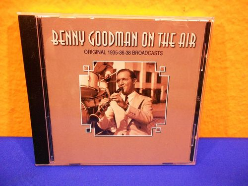 Benny Goodman On The Air JazzUnlimited CD