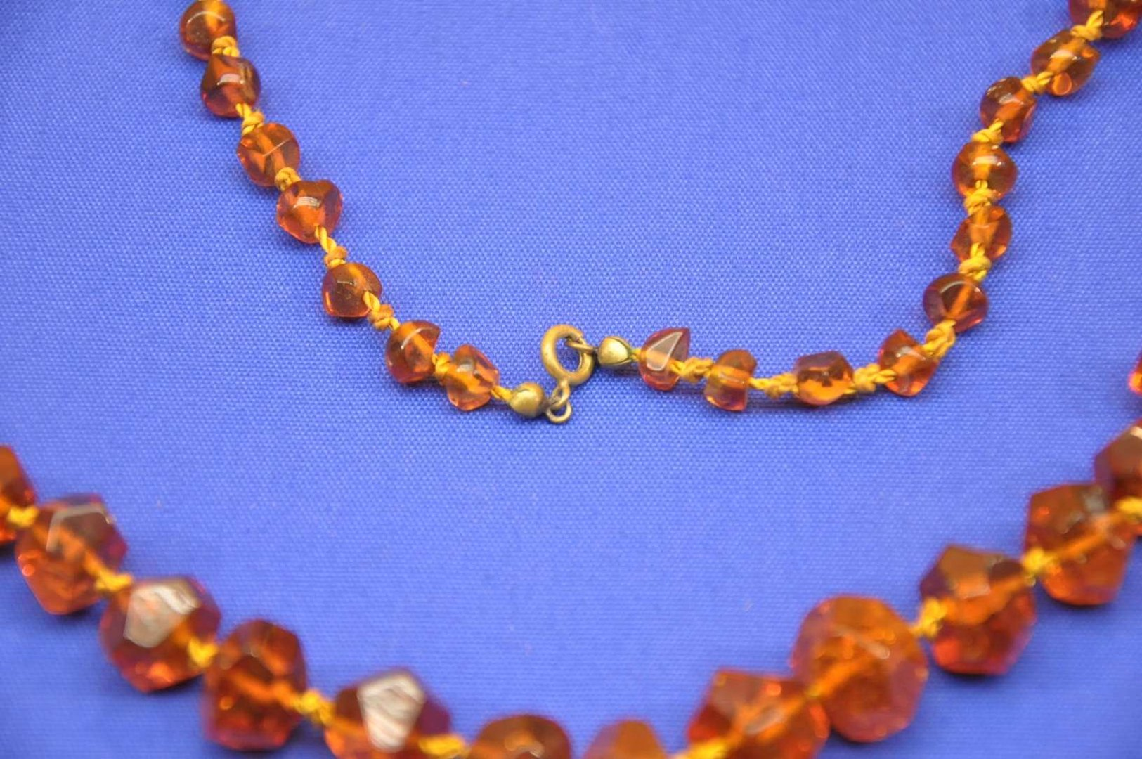 Ambroid amber necklace 69 cm long at kusera online for sale ambroid amber necklace 69 cm long aloadofball Images
