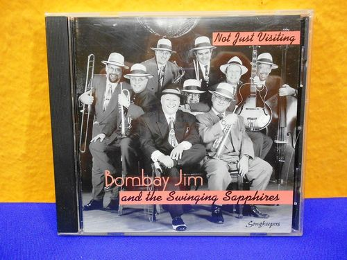 Not Just Visiting Bombay Jim Import CD
