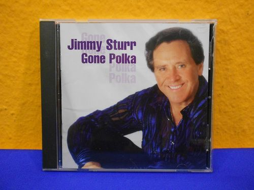 Jimmy Sturr Gone Polka Rounder CD