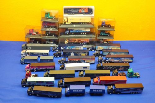 Collection 36 Herpa Trucks Truck Models 1:87